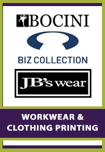 Workwear & Clothing Printing | Crusader Industries